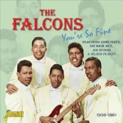 Falcons - You're So Fine: 1956-1961