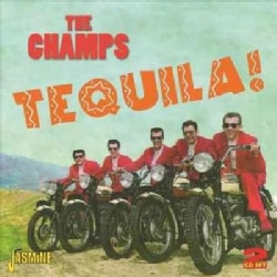 Champs - Tequila 1958-61 Singles