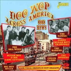 Various - Doo Wop Across Americ: New Orleans