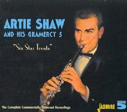 Artie Shaw - Six Star Treats