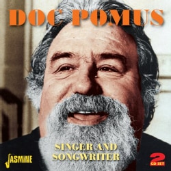 Doc Pomus - Singer And Songwriter