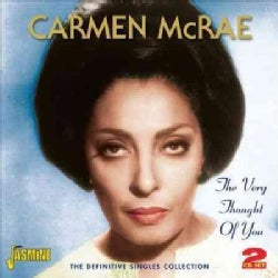 Carmen McCrae - Very Thought Of You/Definitive Singles Collection
