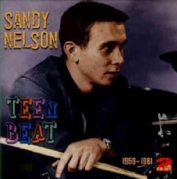 Sandy Nelson - Teen Beat 1959-61