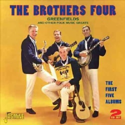 Brothers Four - Greenfields & Other Folk Music Greats