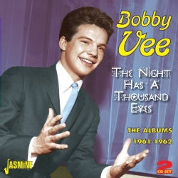 Bobby Vee - The Night Has a Thousand Eyes: The Albums: 1961-1962