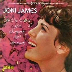 Joni James - In the Mood for Romance & Swinging