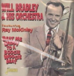 W Brady/Orchestra - Beat ME Daddy to a Boogie Woogie Beat