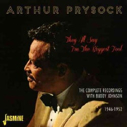 Arthur Prysock - They All Say I'm the Biggest Fool