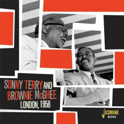 Sonny Terry - In London, 1958: Sonny Terry & Brownie McGhee