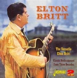 Elton Britt - Versatile-Classics From 3 Decades