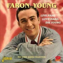 Faron Young - Sweethearts Or Strangers/Object Of My Affection/This Is/Talk About Hits