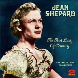 Jean Shepard - First Lady of Country