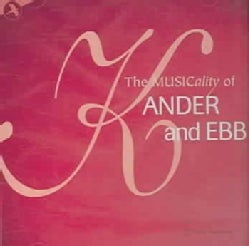 Various - Musicality of Kander & Ebb