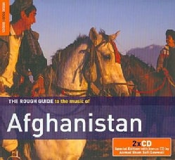Various - Rough Guide to The Music of Afghanistan