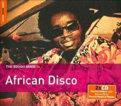 Various - Rough Guide to African Disco