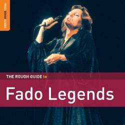 Various - Rough Guide to Fado Legends