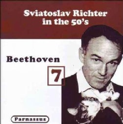 Sviatoslav Richter - Richter In The 1950's: Vol. 7- Beethoven