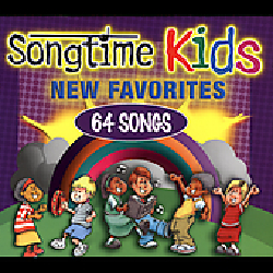 Songtime Kids - New Favorites
