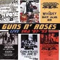 Guns N' Roses - Live Era '87-'93 (Parental Advisory)