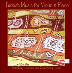 Various - Turkish Music for Violin & Piano
