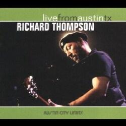 Richard Thompson - Live From Austin TX