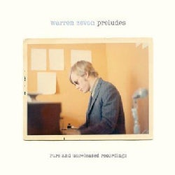 Warren Zevon - Preludes: Rare & Unreleased Recordings