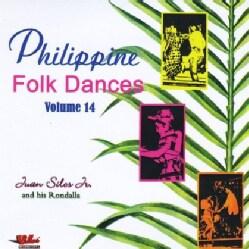 JUAN JR. SILOS - VOL. 14-PHILIPPINE FOLK DANCES