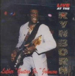 Luther Johnson - Live at the Rynborn