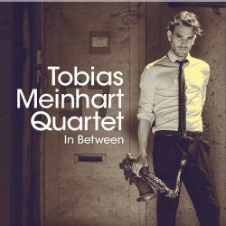 Tobias Quartet Meinhart - In Between