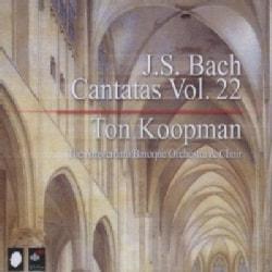 Ton Koopman - Bach: Cantatas: Vol. 22