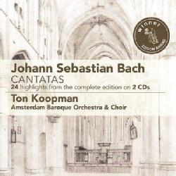 Amsterdam Baroque Orchestra & Choir - Bach: Cantatas: 24 Highlights