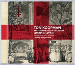 Amsterdam Baroque Orchestra - Haydn: London Symphonies 97 & 98