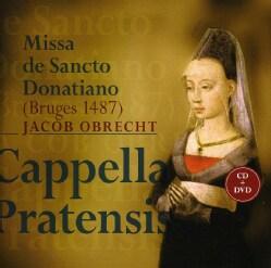 Wim Diepenhorst - Obrecht: Missa De Sancto Donatiano