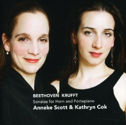 Anneke Scott - Sonatas for Horn and Fortepiano