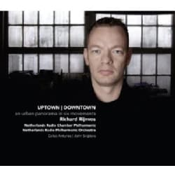 Richard Rijnvos - Rijnvos: Uptown Downtown: An Urban Panorama in Six Movements