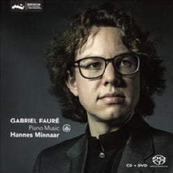 Hannes Minnaar - Faure: Piano Music