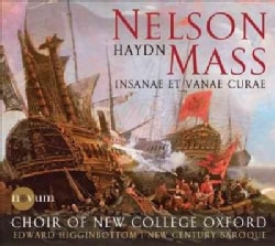 Choir Of New College Oxford - Haydn: Nelson Mass