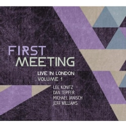 Michael Janisch - First Meeting: Live in London - Volume 1