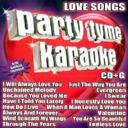 Party Tyme Karaoke - Love Songs