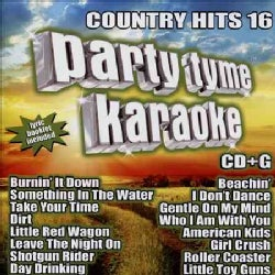 Party Tyme Karaoke - Party Tyme Karaoke: Country Hits 16