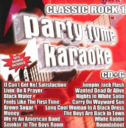 Party Tyme Karaoke - Party Tyme Karaoke: Classic Rock 1