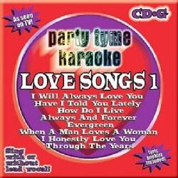 Party Tyme Karaoke - Love Songs 1