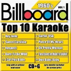 Artist Not Provided - Billboard Top 10 Karaoke: 1960's