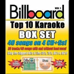 Various - Billboard Top 10 Karaoke, Vol 1