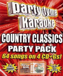 Party Tyme Karaoke - Country Classics Party Pack