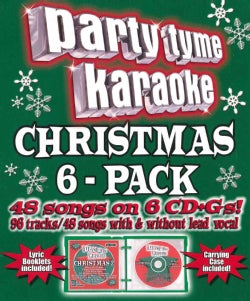 Various - Christmas 6-Pack (48+48-Song Party Pack)