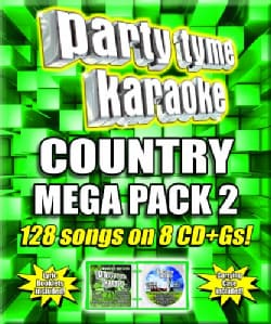 Party Tyme Karaoke - Party Tyme Karaoke: Country Mega Pack 2