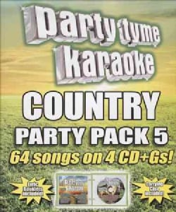 Party Tyme Karaoke - Party Tyme Karaoke: Country Party Pack 5