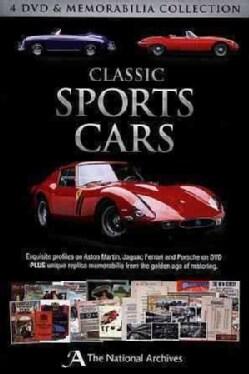 Classic Sports Cars Memorabilia Set (DVD)