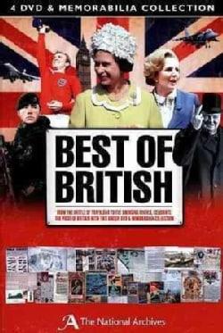 Best of British Memorabilia Set (DVD)